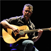 Tommy Emmanuel Live 2014-opening act